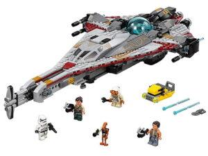 Lego The Arrowhead-0