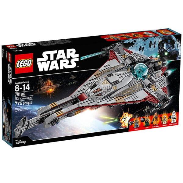 Lego The Arrowhead-3136