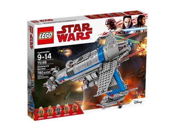 Lego Resistance Bomber-3146