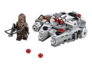 Lego Millennium Falcon Microfighter-0