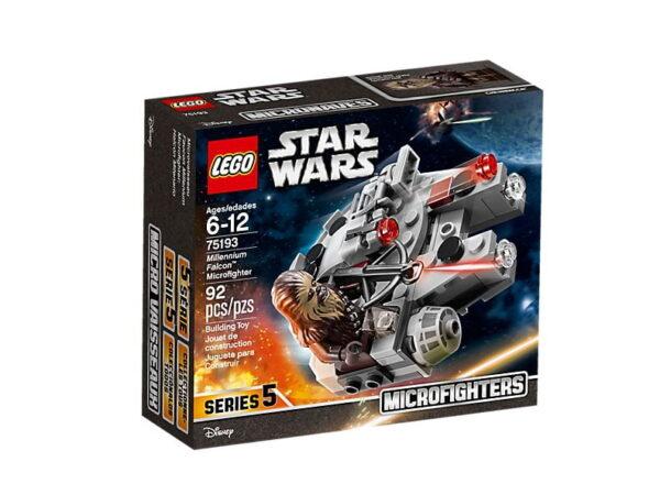 Lego Millennium Falcon Microfighter-3150