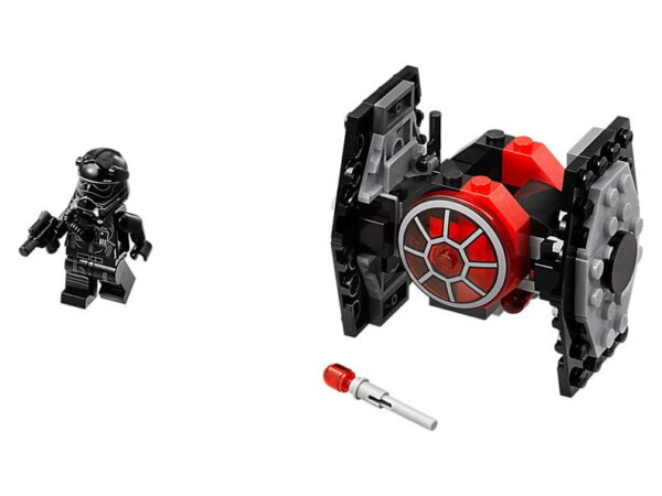 Lego First Order TIE Fighter Microfighter-0