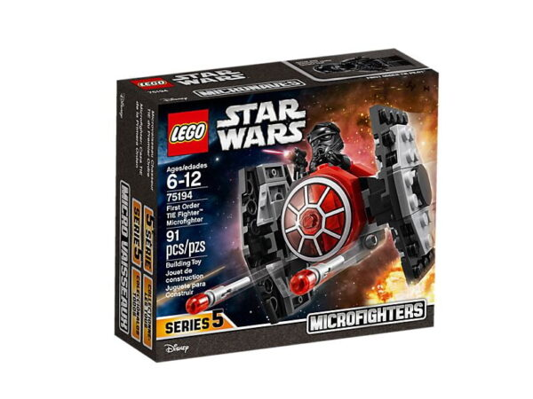 Lego First Order TIE Fighter Microfighter-3155