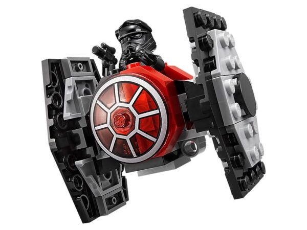 Lego First Order TIE Fighter Microfighter-3156