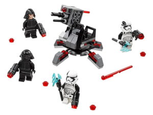 Lego First Order Specialists Battle Pack-0