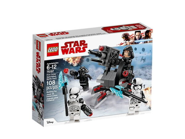 Lego First Order Specialists Battle Pack-3160