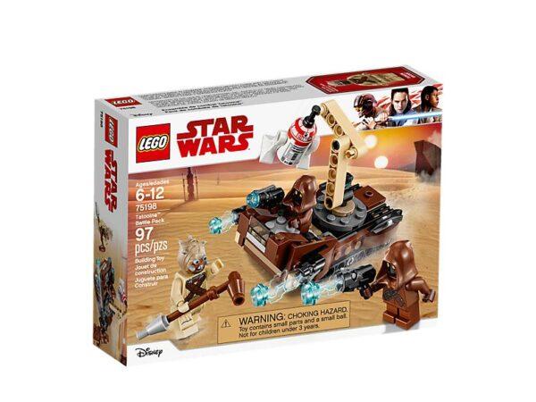 Lego Tatooine Battle Pack-3165