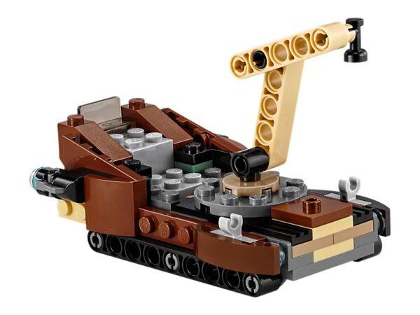 Lego Tatooine Battle Pack-3167