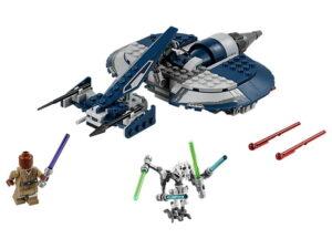 Lego General Grievous' Combat Speeder-0