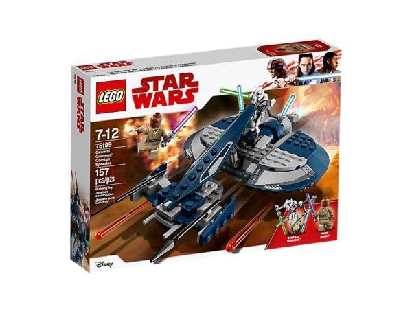 Lego General Grievous' Combat Speeder-3170
