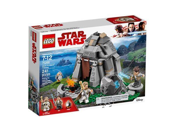 Lego Ahch-To Island Training-3175