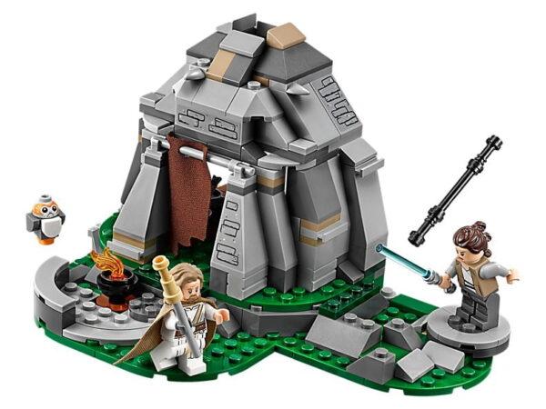 Lego Ahch-To Island Training-3176