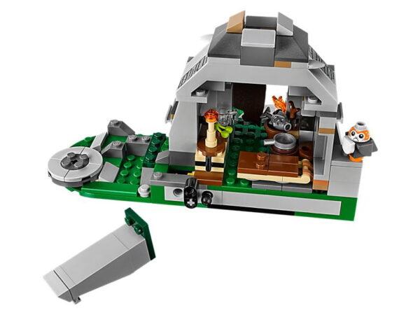 Lego Ahch-To Island Training-3177