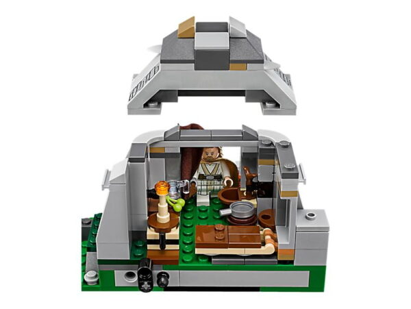 Lego Ahch-To Island Training-3178