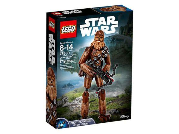 Lego Chewbacca-3190