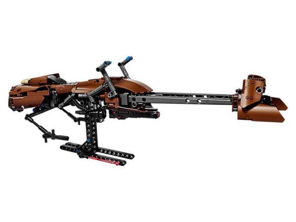Lego Scout Trooper & Speeder Bike-3200