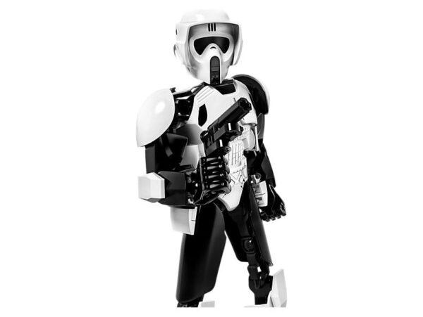 Lego Scout Trooper & Speeder Bike-3201