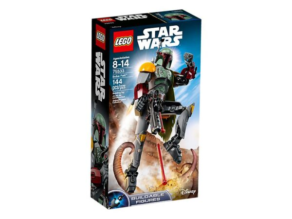 Lego Boba Fett-3204
