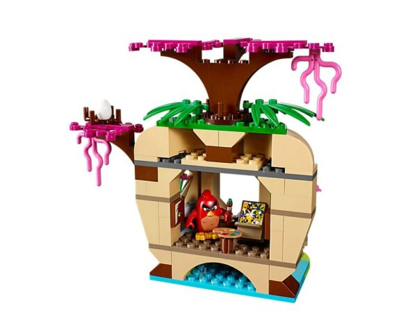 Lego Bird Island Egg Heist-3222