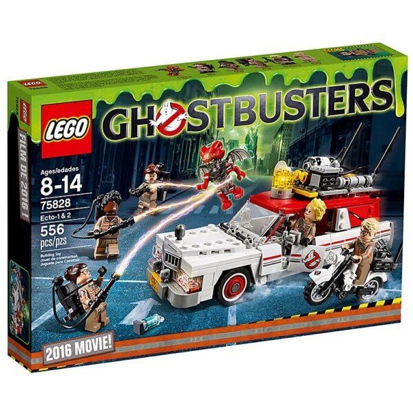 Lego Ghostbusters Ecto-1 & 2-3224
