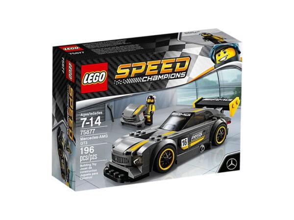 Lego Mercedes-AMG GT3-3229