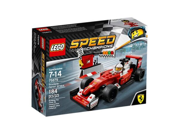 Lego Scuderia Ferrari SF16-H-3238