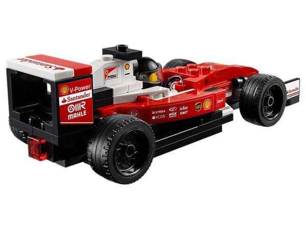 Lego Scuderia Ferrari SF16-H-3240