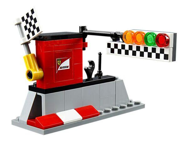 Lego Scuderia Ferrari SF16-H-3241
