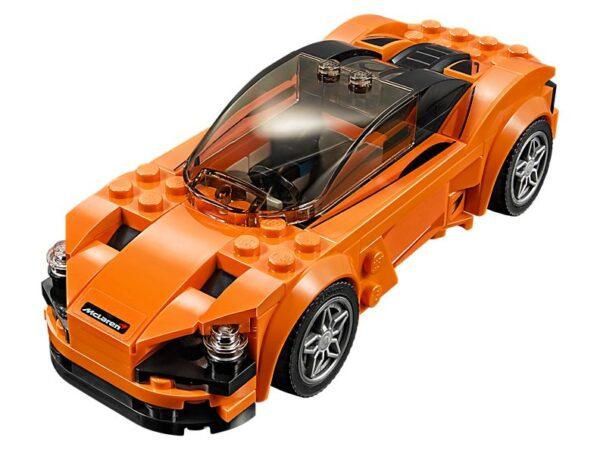 Lego McLaren 720S-3244