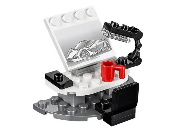 Lego McLaren 720S-3246