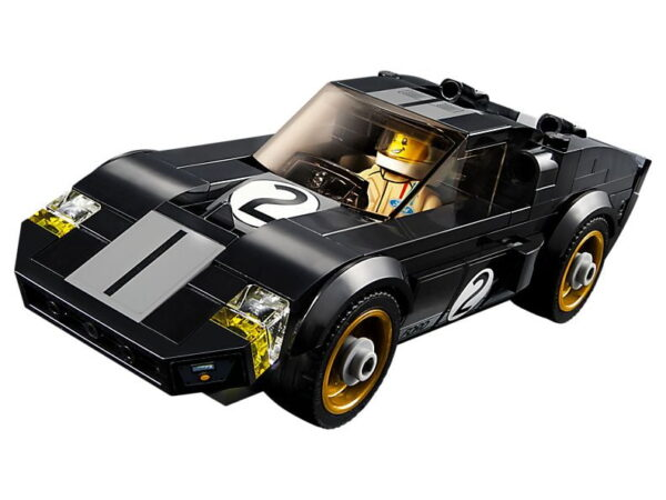 Lego 2016 Ford GT & 1966 Ford GT40-3249