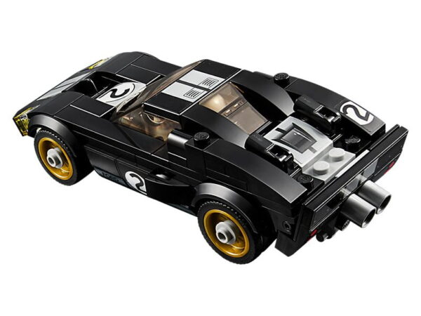 Lego 2016 Ford GT & 1966 Ford GT40-3250