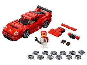 Lego Ferrari F40 Competizione-0