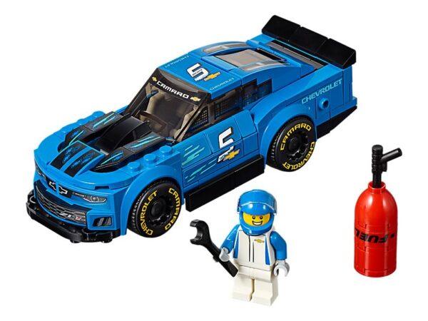 Lego Chevrolet Camaro ZL1 Race Car-0