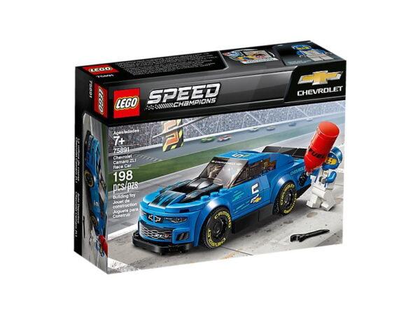 Lego Chevrolet Camaro ZL1 Race Car-3258