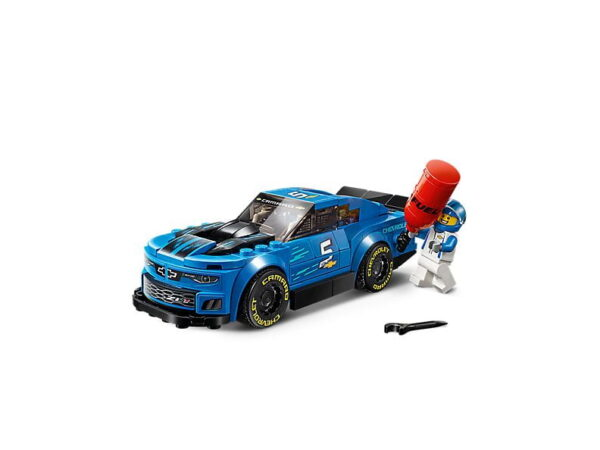 Lego Chevrolet Camaro ZL1 Race Car-3259