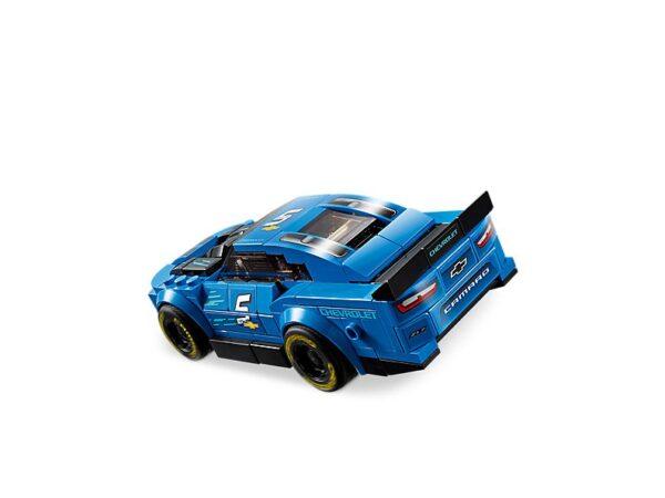 Lego Chevrolet Camaro ZL1 Race Car-3260