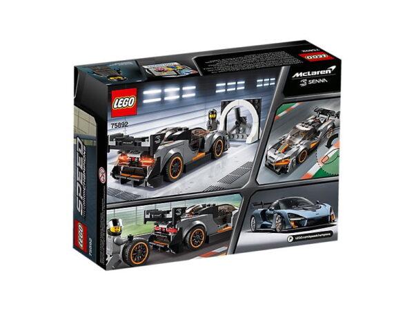 Lego McLaren Senna-3266