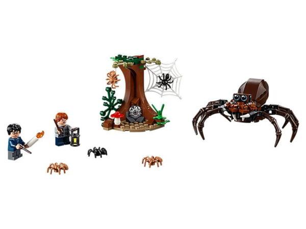 Lego Aragog's Lair-0