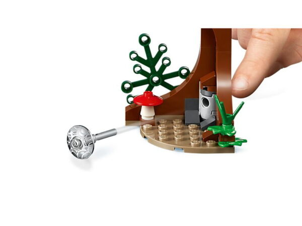 Lego Aragog's Lair-3275