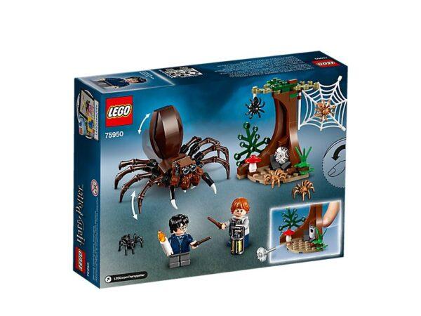 Lego Aragog's Lair-3276