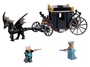 Lego Grindelwald´s Escape-0