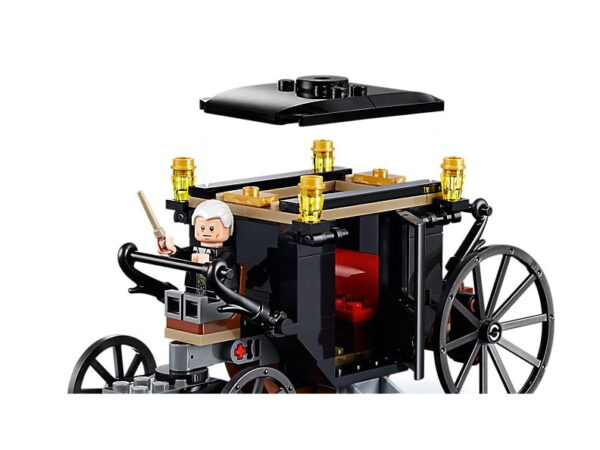 Lego Grindelwald´s Escape-3281