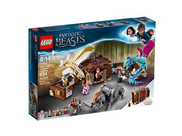 Lego Newt´s Case of Magical Creatures-3283