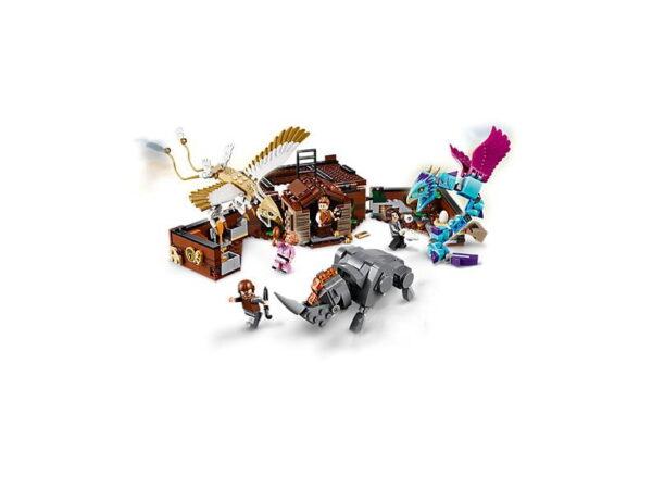 Lego Newt´s Case of Magical Creatures-3284
