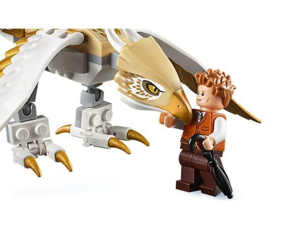 Lego Newt´s Case of Magical Creatures-3285