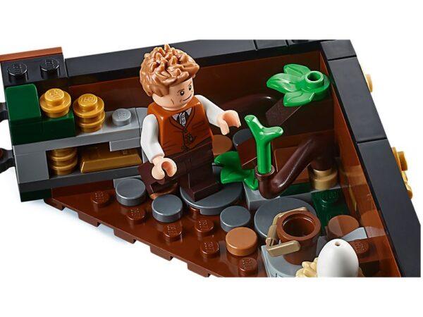 Lego Newt´s Case of Magical Creatures-3286