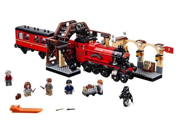 Lego Hogwarts Express-0