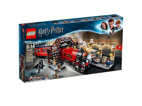 Lego Hogwarts Express-3288
