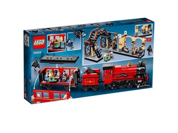Lego Hogwarts Express-3291